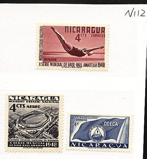 ★◆全新外國郵票---早期的古老郵票---3枚-◆★N112