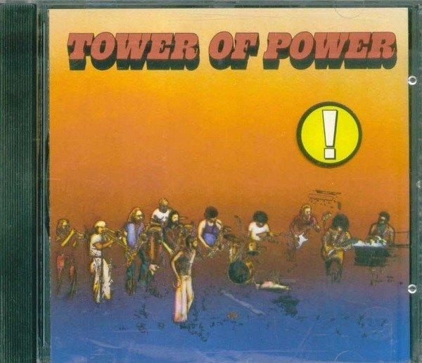 *t.全新進口CD,【Tower of Power】,【Tower of Power】/AMG四顆半星.高度評價