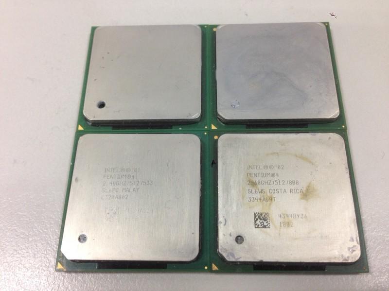出售 Intel P4 2.8G CPU (良品)