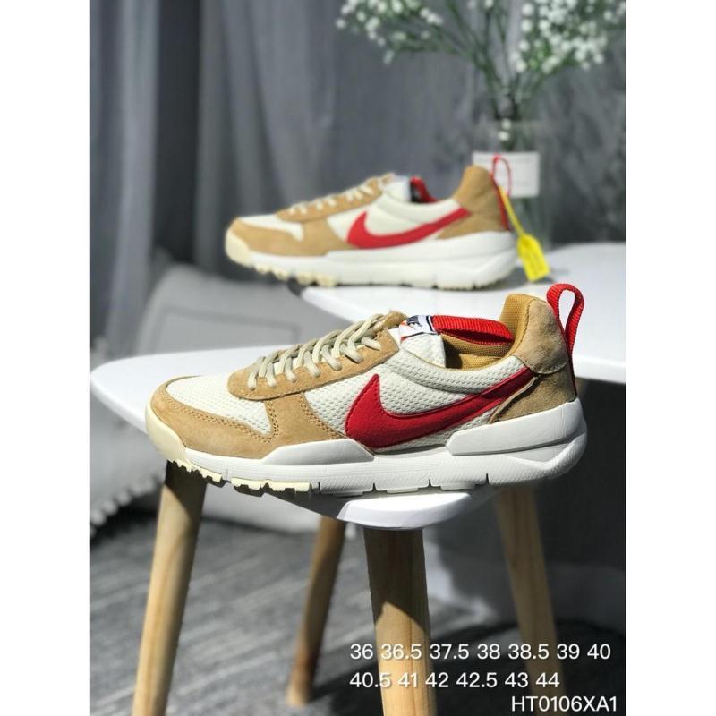 耐克權志龍同款Nike Craft Mars Yard TS NASA 2.0 宇航員新款男女子情侶時尚跑步鞋運動鞋