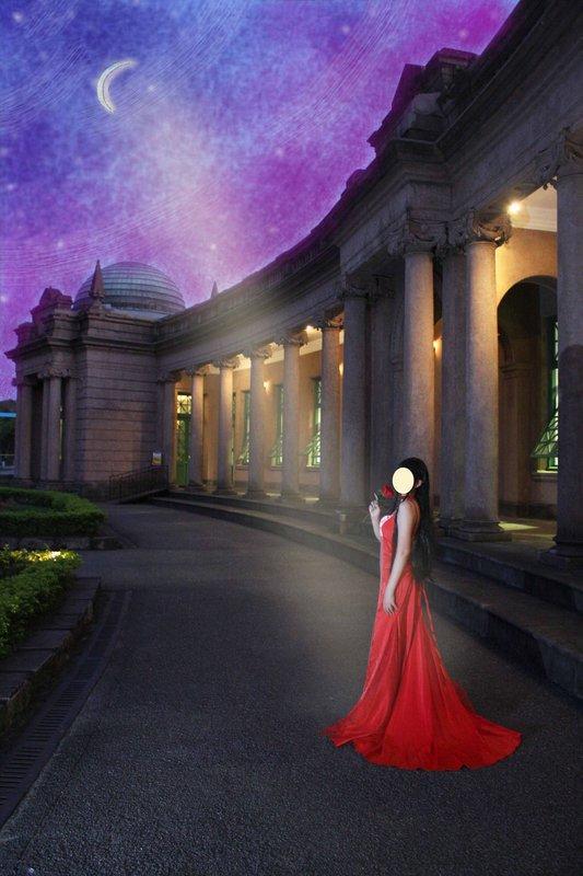 ♥緋桜小舖♥COSPLAY-美少女戰士 火星 火野 麗 禮服版