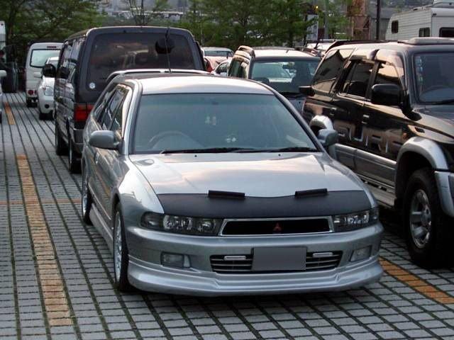 JDM USDM Hella flush Hellaflush 海拉風 Mitsubishi 三菱 VR4 Galant 鬼面罩