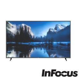 家電大批發 鴻海 Infocus 80吋 4K 智慧 連網 液晶 顯示器 電視 含視訊盒 WT-80CA600