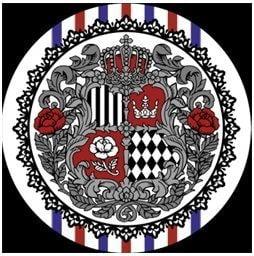 【二次元專賣店】原創-徽章「Rose Emblem」《作者:零夜》
