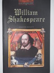 【月界二手書】William Shakespeare:Level 2_Jennifer Bassett〖語言學習〗CIL
