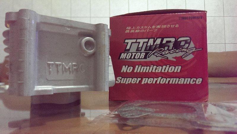 TTMRC 63mm陶瓷汽缸+鍛造活塞 適用:雷霆 G5 超5 G6 VJR125 MANY125及150車系