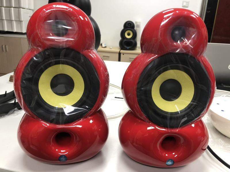 丹麥 Scandyna MiniPod 發燒喇叭 音箱 2.0聲道