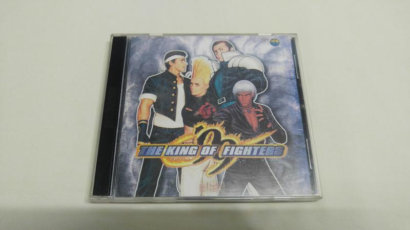 二手CD:THE KING OF FIGHTERS'99 (2CD) (1999)
