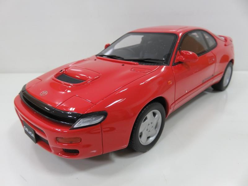 宗鑫貿易 OTTO OT299 Toyata Celica GT Four ST185 正紅色