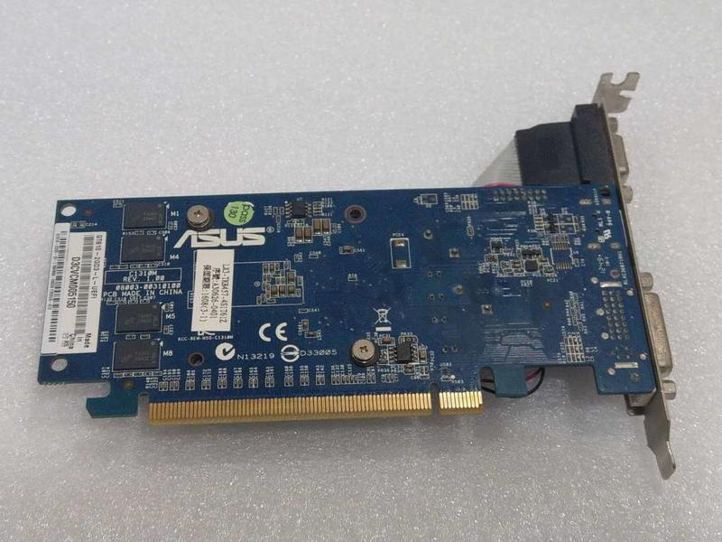 ASUS 華碩 GT610-2GD3-L-UEFI 2GB 顯示卡 NO.17