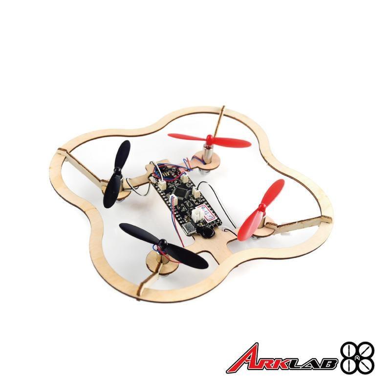 【Arklab飛行學院】最新 Arduino四軸飛行器套件 - RobotFly
