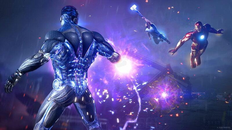 【全新未拆】PS4 漫威復仇者聯盟 MARVEL AVENGER 中文版 內附首批特典 【台中恐龍電玩】
