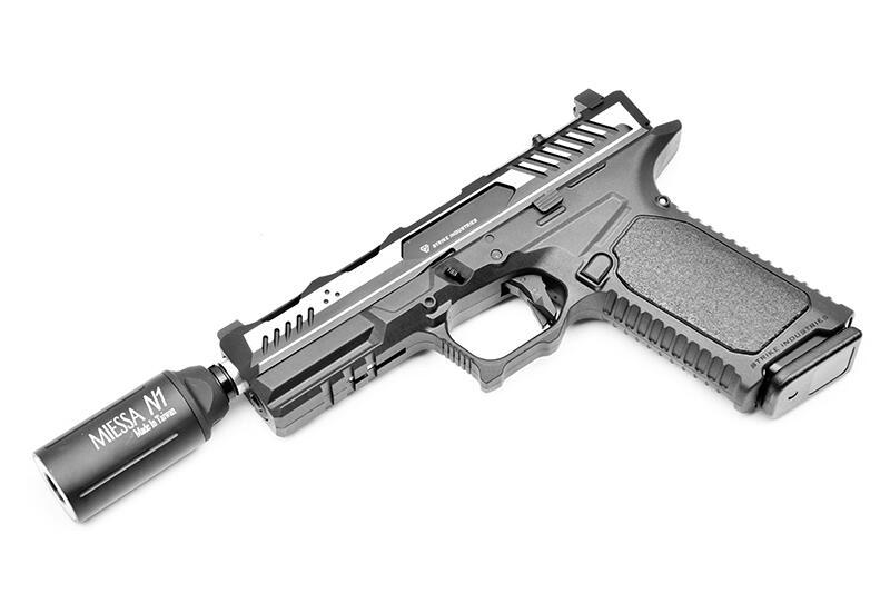 RST紅星-MIESSA N1電子火焰發光器台製搭配賣場瓦斯手槍.電動槍.瓦斯槍一起購買 現省500元 17704-N1