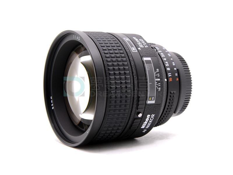 夢享製造所 Nikon AF 85mm f1.4D IF台南 攝影器材租借 攝影機 單眼 鏡頭出租