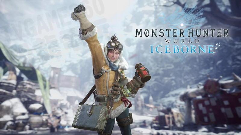 iceborne 數位 版