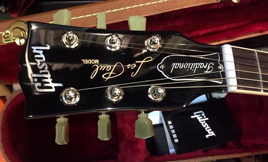 【名人樂器】Gibson Les Paul Traditional 2017 T (Honey Burst) 電吉他
