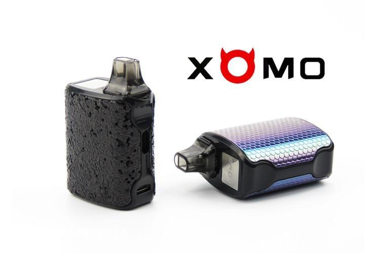 【 沃德維普】XOMO mimi 2018 套裝 (附掛繩) 絕非電子 煙 煙油