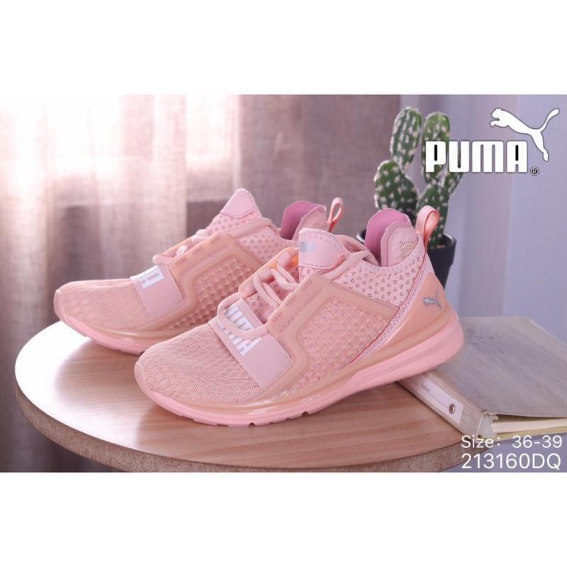 PUMA BARCODE STICKER HERE 網面透氣 緩震跑步鞋 運動鞋 男鞋女鞋 時尚潮流 經典百搭