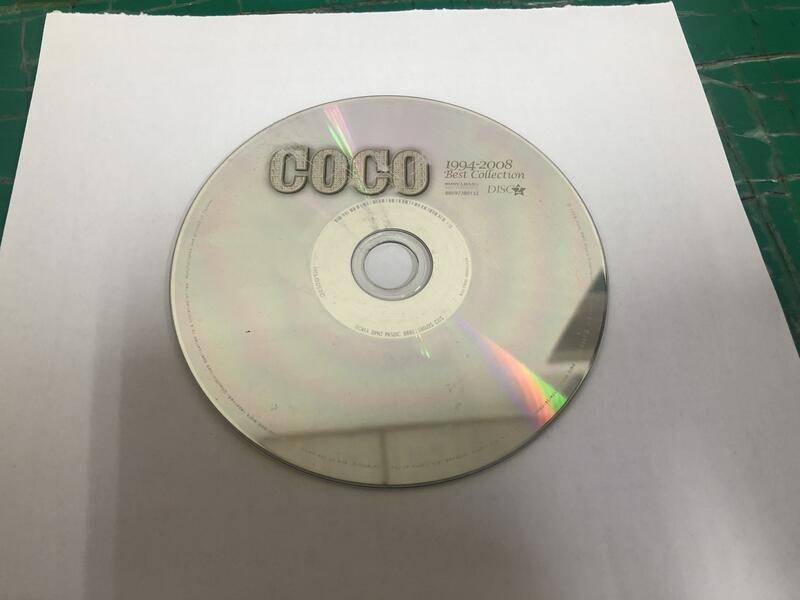 二手裸片 CD 專輯 李玟 1994-2008 Best Colletion CD2 <Z112>