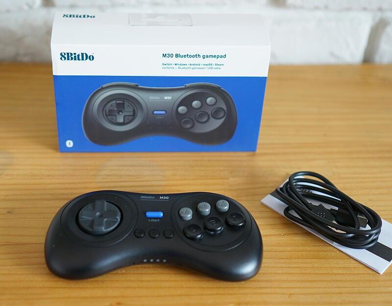 8BitDo八位堂 M30 藍芽無線格鬥手把 搖桿 控制器