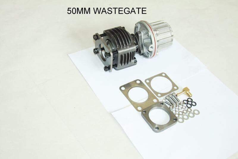 WASTEGATE (50mm)排氣洩壓(s13.s14.s15.1jz.2jz) 外銷的自我品牌,保顧一年