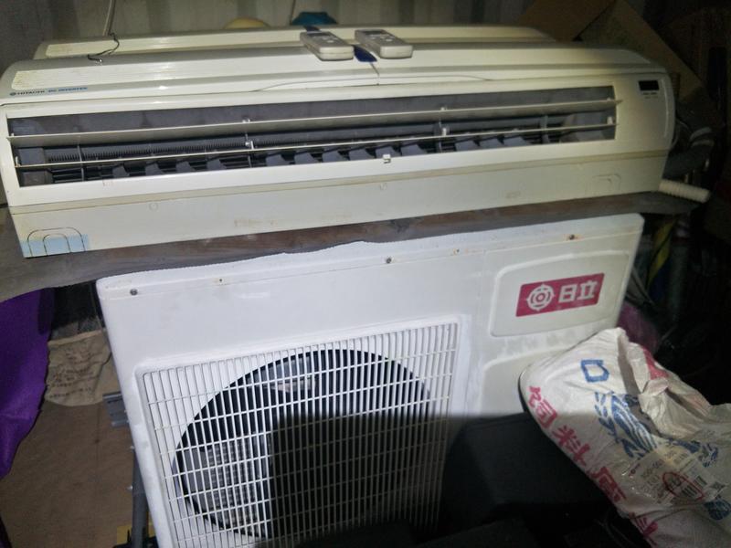 日立 DC直流變頻分離式冷氣機 3噸