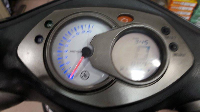 機車液晶碼表 儀表 淡化 維修 成誼車業