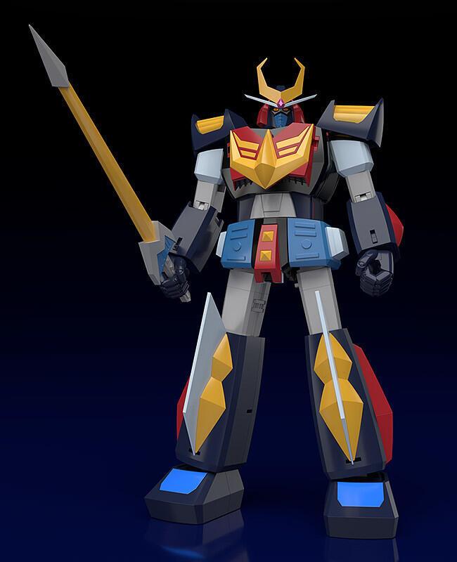【合川玩具】預約 3 月 代理 GSC 組裝模型 MODEROID 巴爾迪歐斯 《太空勇士》AD