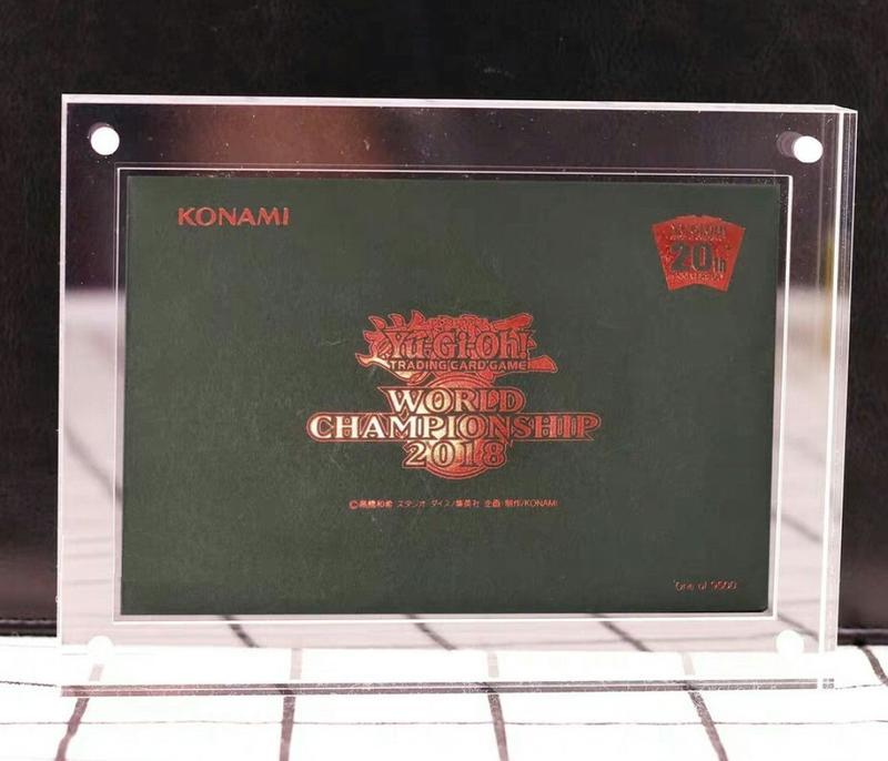 MeeT 遊戲王 未開封信封專用 四腳磁吸式 有內框 壓克力夾 卡磚 NBA 神奇寶貝 VG WS非Ultra PRO