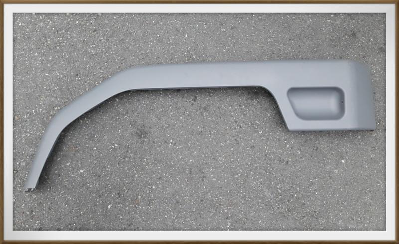【帝益汽材】三菱 FUSO 福壽 FK617 11噸 窄頭 97~12年 外戶定 外牛腿《另有賣車門防水條、鼓風機馬達》