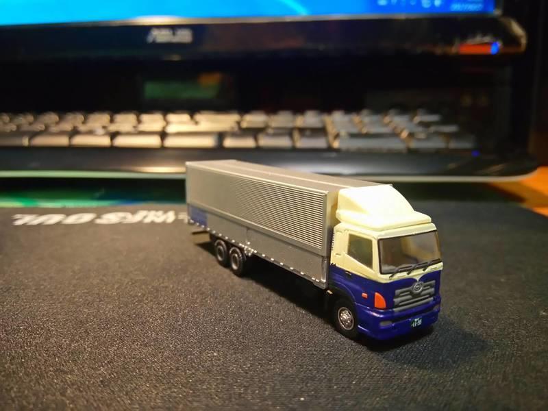 TOMYTEC N規 1/150 卡車(無盒)A