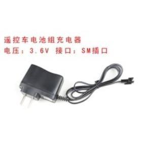 OMC298充電器-遙控車充電器-此充電器通用市面各種3.6V/4.8V/6V7.2V的電池组[各種遙控車/飛機適用]