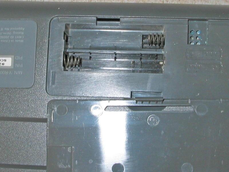 故障 羅技 Logitech MK320 無接收器 外觀完整