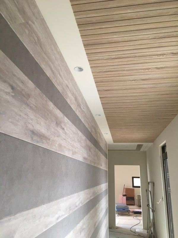 卡扣式天花板及牆板 裝潢 裝修