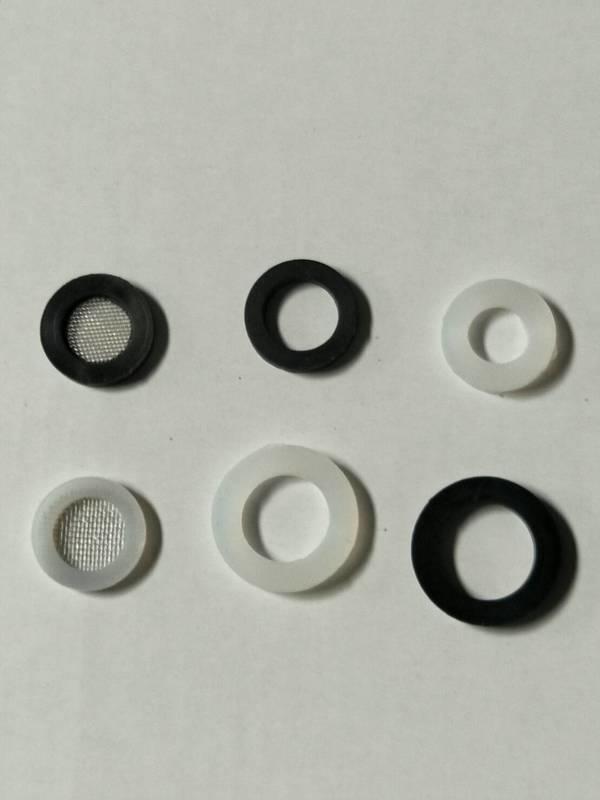4分矽膠墊片 ..橡膠墊片..4分 橡膠濾網墊片  6分 橡膠6分 矽膠