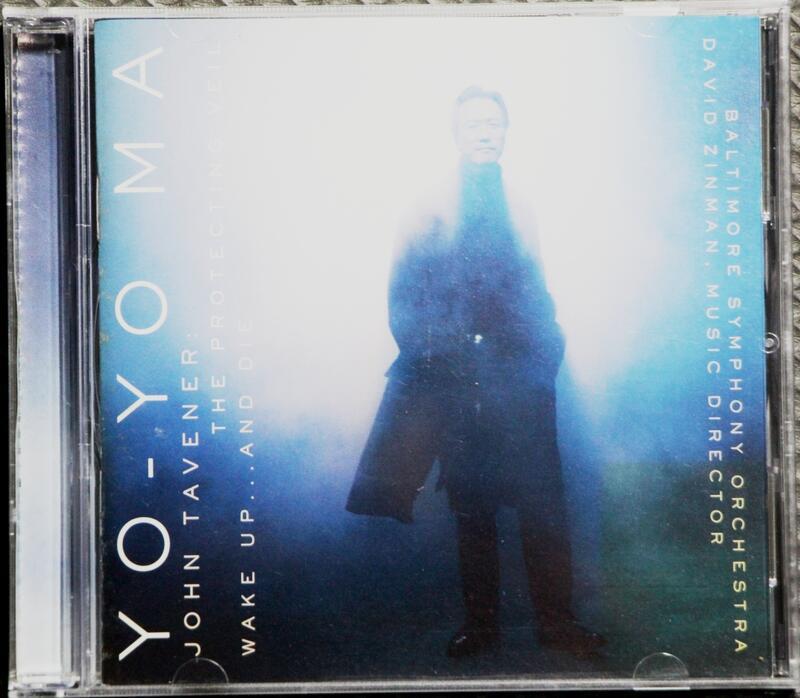 二手CD: YO-YO MA 馬友友 The Protecting Veil