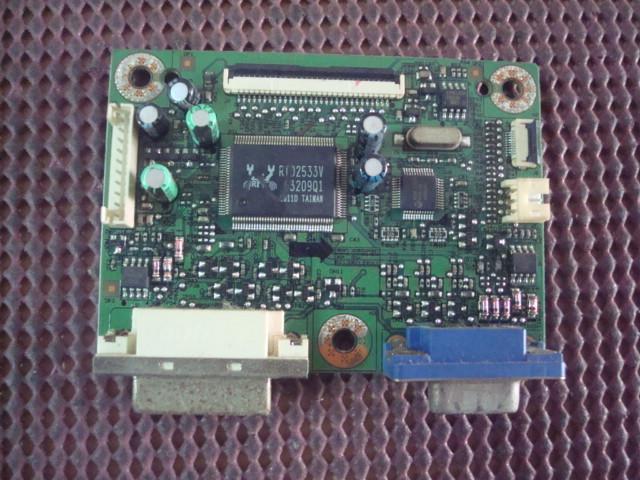 BenQ FP92W A/D板 4H.L2SD1.A00 附實機測試照