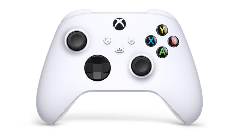 Xbox 無線控制器 冰雪白 Robot White(支援Series X/S)【GAME休閒館】