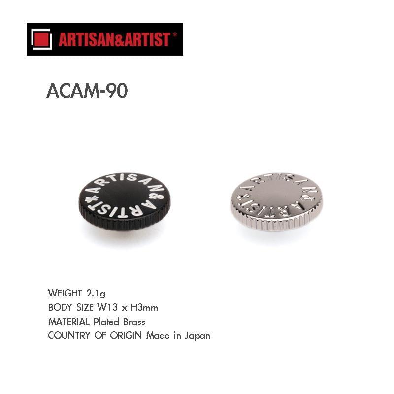 虹華數位 ㊣日本製 Artisan&Artist AA 快門按鈕 增高鈕 黑/銀 ACAM-90 Leica RX1