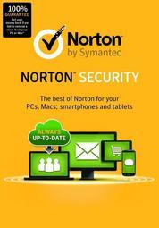 諾頓 網路安全專業版 NS Norton Security 防毒 正版 1年1機 卡巴 趨勢