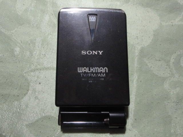 SONY WM-FX1 FM收音機 卡式隨身聽 需自行整理