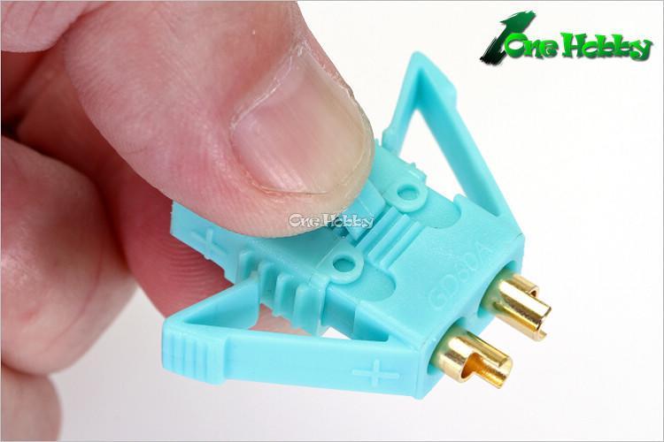 《One Hobby》GD60A螃蟹插(Crab Plug)