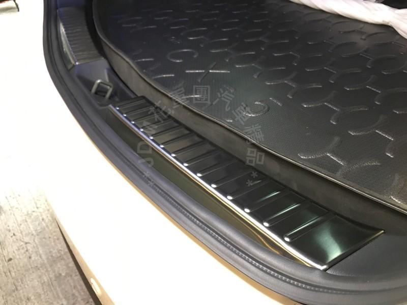 【花軍團】2017~2018年 CX-5 二代 黑鈦絲內後護板 後箱內後護板 後車箱防刮護板 內護板
