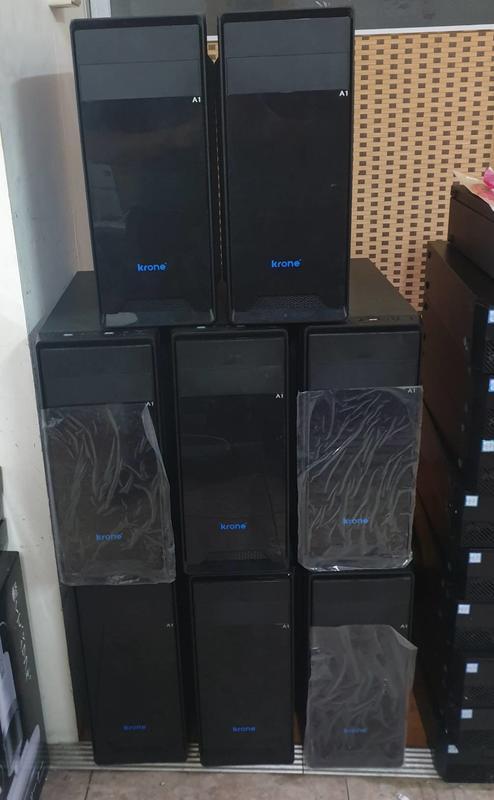 ☆南爵二手電腦☆ 六代I5 4G獨顯主機 I5-6400/8G/1TB/HDMI/400W + 藍寶RX560 4G