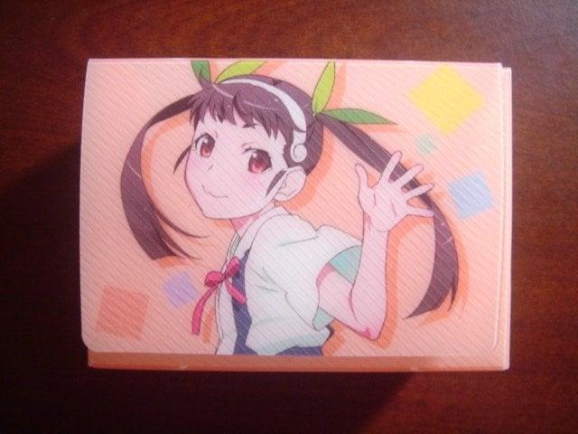 【遊星卡店】遊戲王 BUSHIROAD 卡盒 Vol.311 八九寺真宵 物語系列 8.5~9成新
