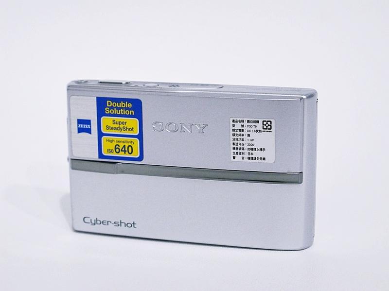 *羅浮工作室=免郵資,功能保固*SONY DSC-T9 數位相機*p2*
