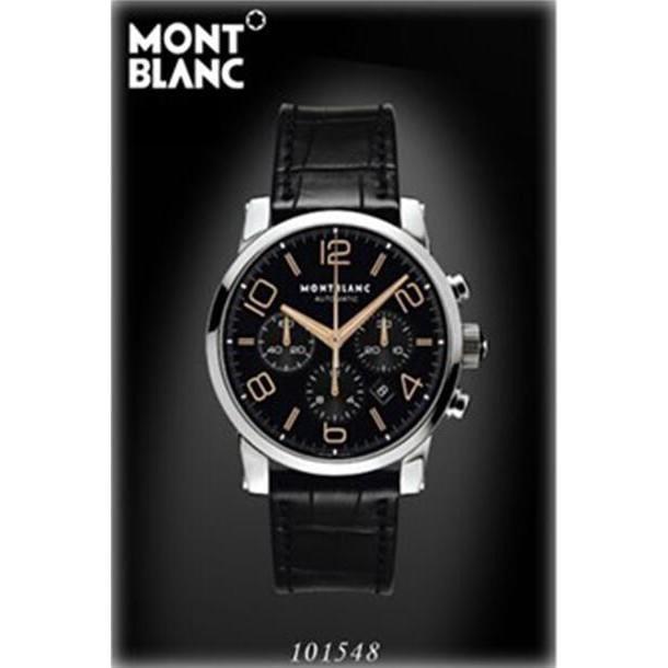萬寶龍手錶 MONTBLANC手錶 時光者TimeWalker系列自動機械男錶101548 精品錶 時尚錶 精品品牌