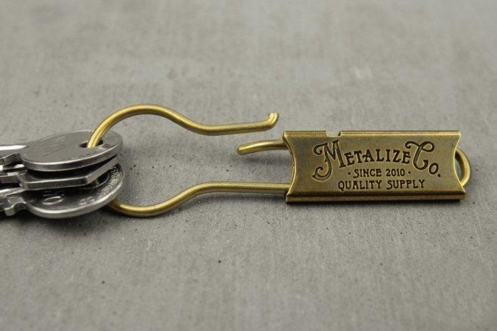 """《美式工廠》METALIZE Good Old Days"""" 復古鑰匙圈 (3款)  harley 883 48"""