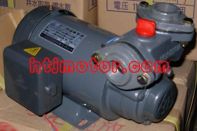 1/2HP 齒輪式抽水機 抽水馬達 附溫控 透天抽水機 家用抽水機 小精靈 水塔給水 HCP220 非TP320