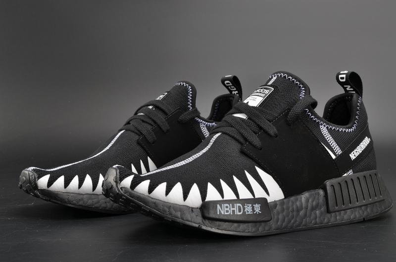 new products 91df3 74271 NBHD x Adidas Original NMD_R1 Boost 超級聯名 DA8835 情侶 36-45